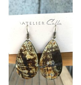 Earrings - Petal by Atelier Calla