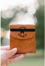 Journal - Leather Branded Pocket Size
