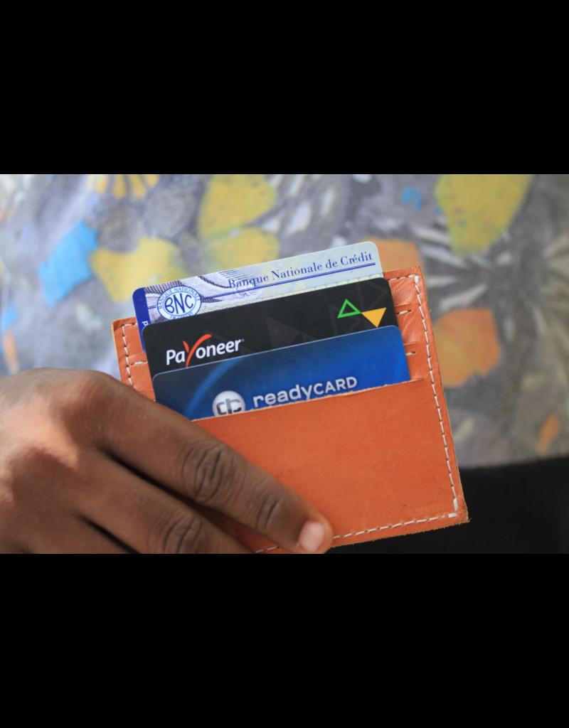 Wallet - Minimalist Caramel