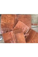 Executive Portfolio - Dual Loading Leather Small