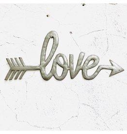Wall Hanging - Arrow Love