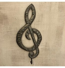Wall Hanging - Treble Clef