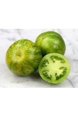 Baker Creek Seeds Tomato, Green Zebra