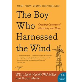 The Boy Who Harnessed the Wind - Paperback