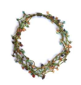 Necklace - Luzy Foliage Guatemala