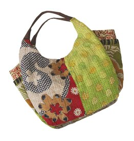Bag - Sari Shop Slouchy Bag