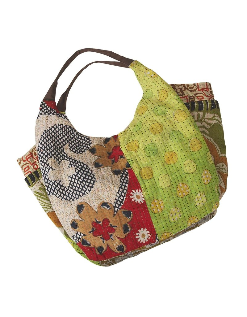 Bag - Sari Shop Slouchy Bag