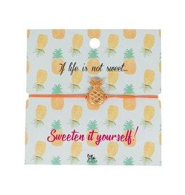 Bracelet - Pineapple