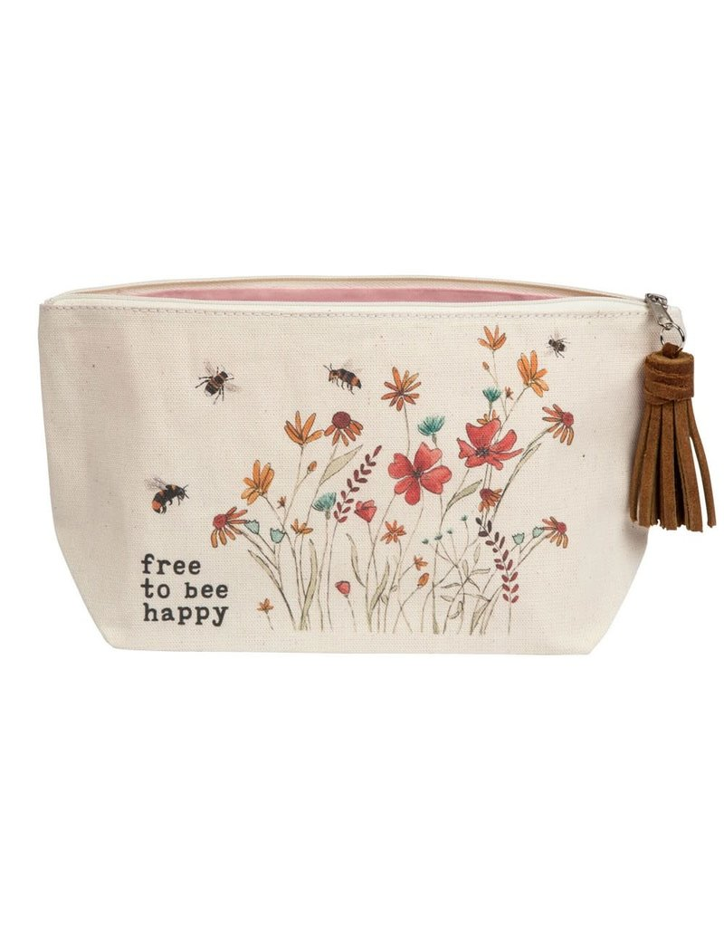 Pouch - Free to Bee Me