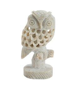 Inner Wisdom Owl Statue