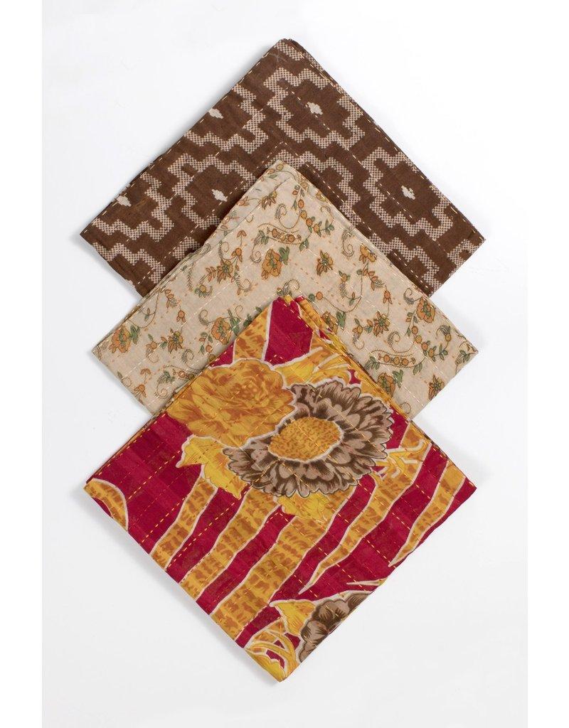 Napkin - Repurposed Sari