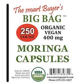 Moringa capsules, bulk