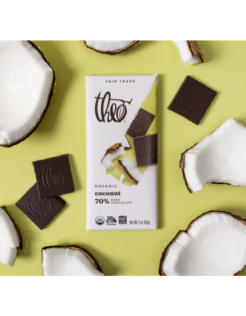 Chocolate - Dark Chocolate Coconut