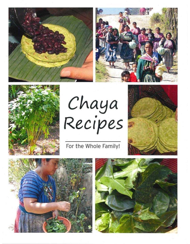 Chaya Recipes