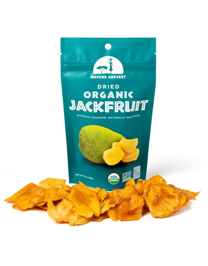 Mavuno Harvest Dried Jackfruit