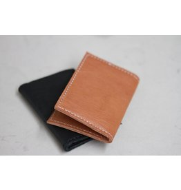 Card Holder - Leather Caramel