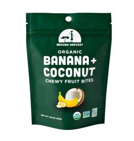 Mavuno Harvest Organic Banana & Coconut Fruit Bites