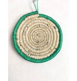 Ornament - Fulani Coaster