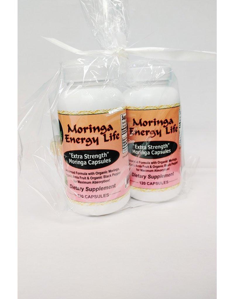 Moringa Capsules, Extra Strength (2 pack, 240 total)