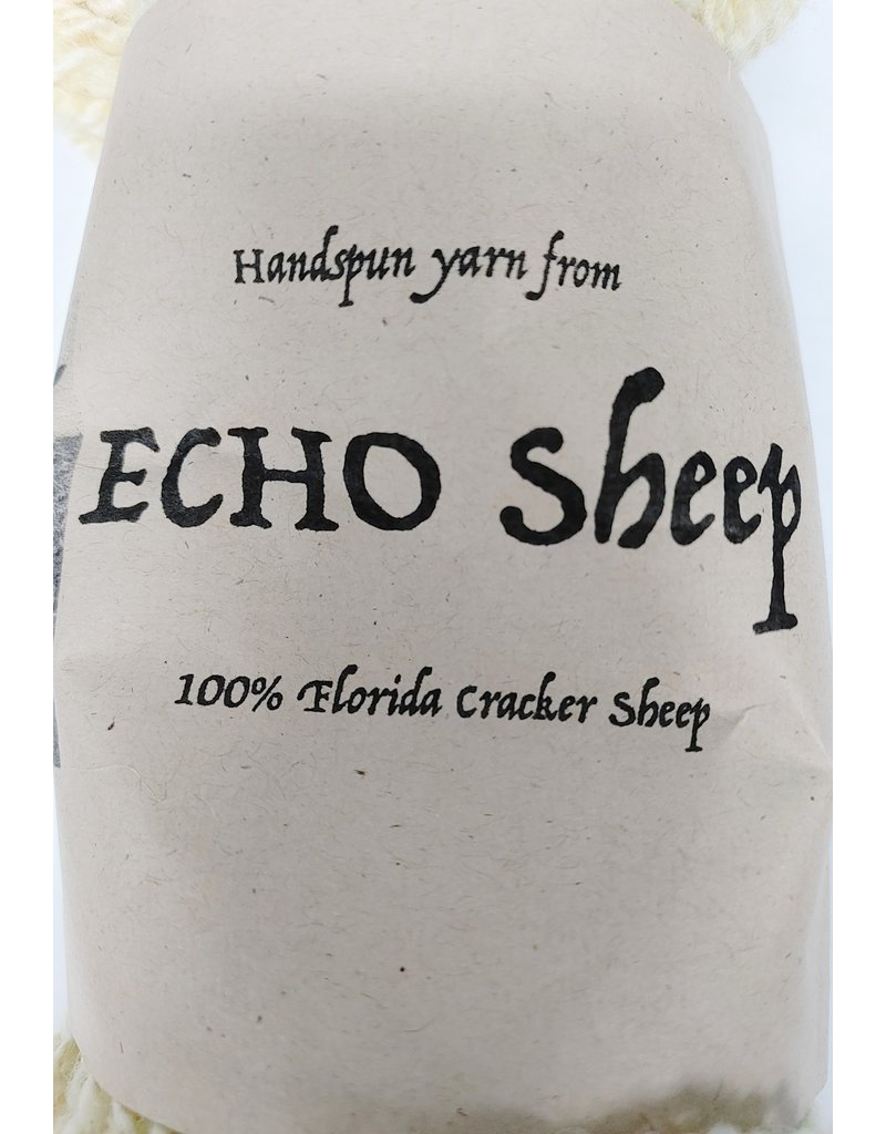 ECHO Wool Yarn, Medium Skein