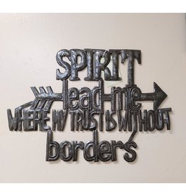 Wall Hanging - Spirit Lead Me