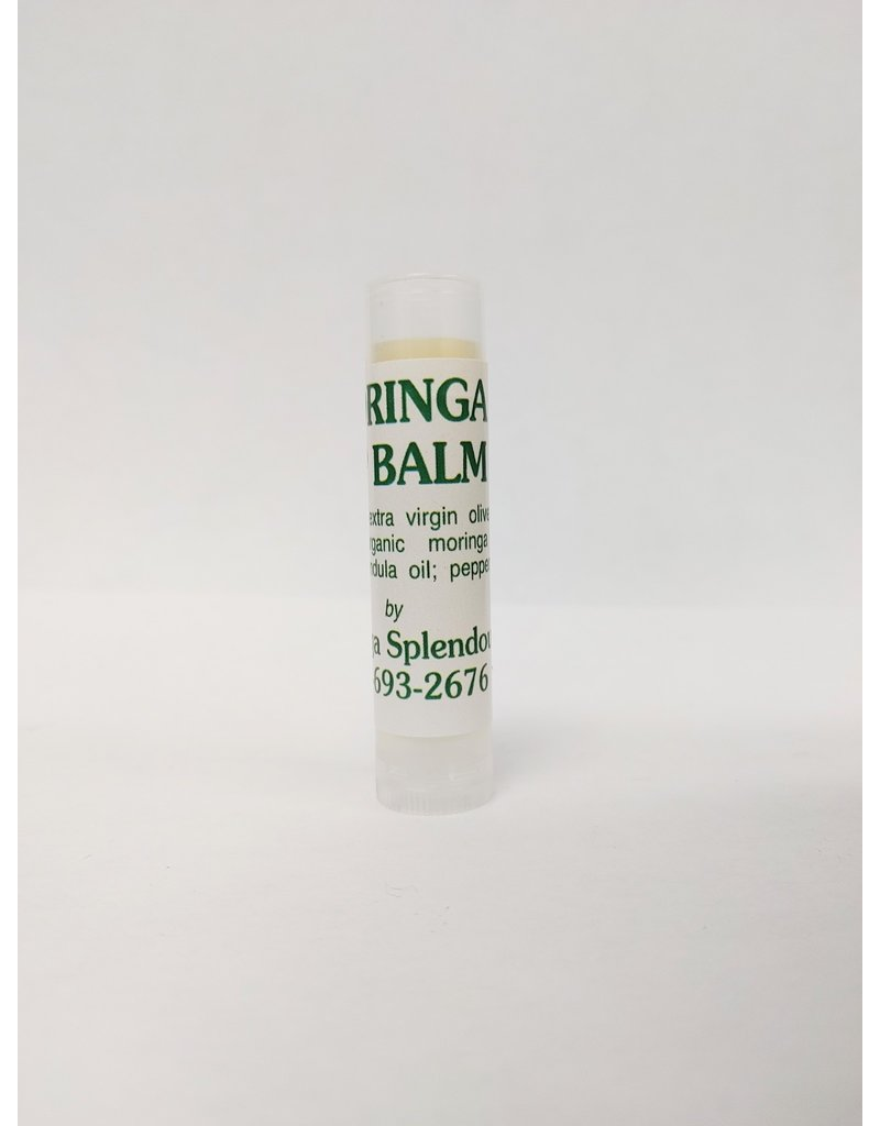 Moringa Lip Balm - Tube, Scented