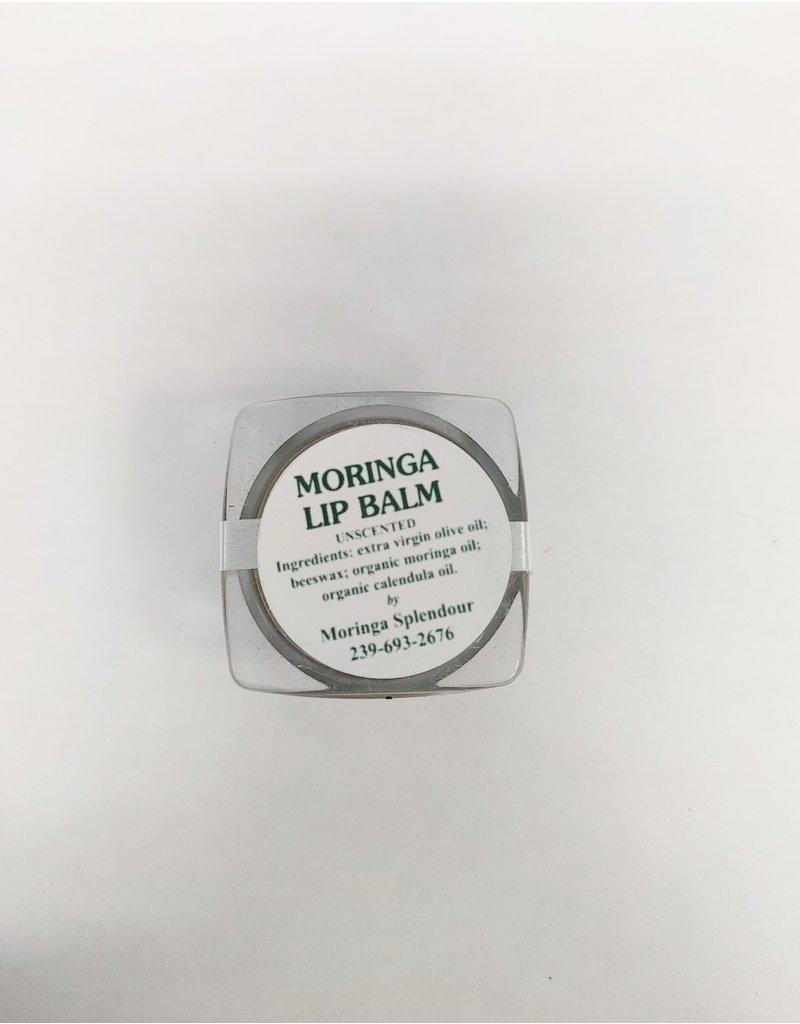 Moringa Lip Balm - Jar, Unscented
