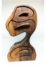 Wooden Box - Cambodia Tree B3