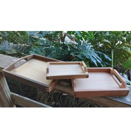 Tray Set - Cambodia Small, Medium, Large