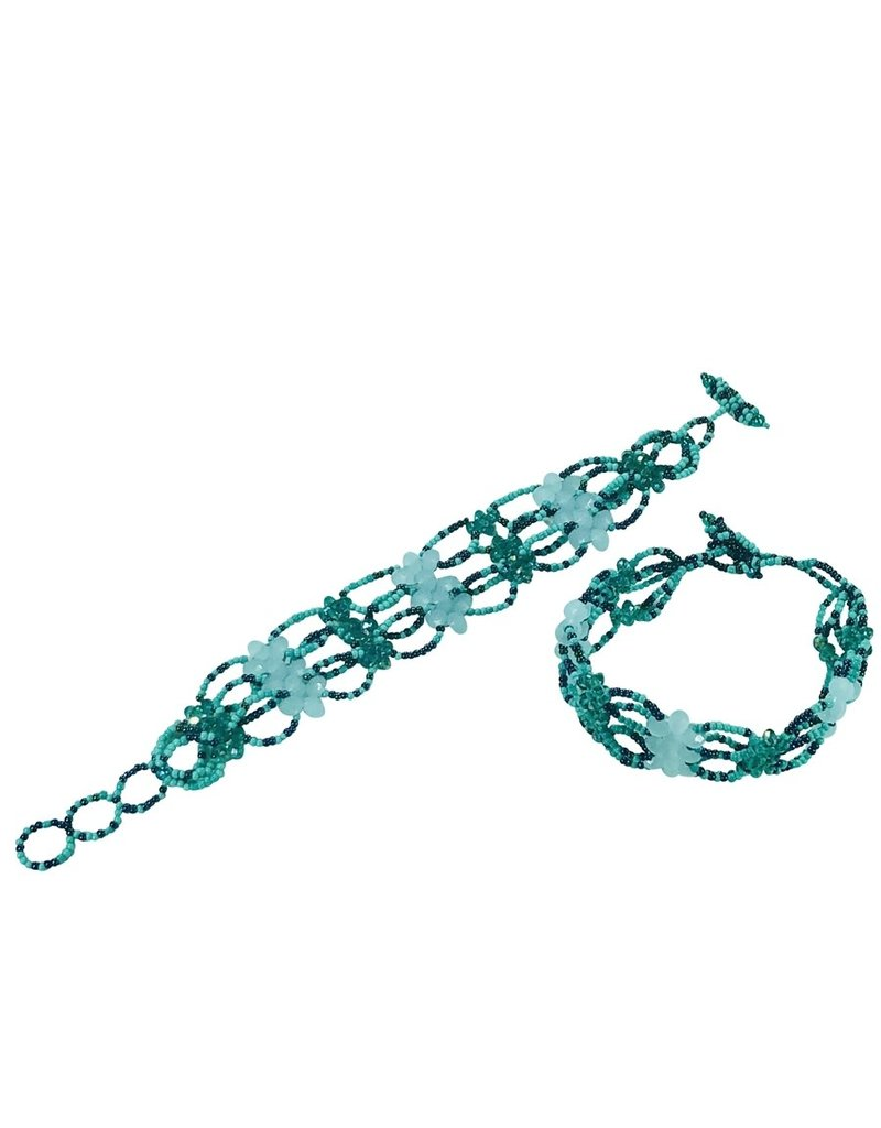 Bracelet - 77 Crystals