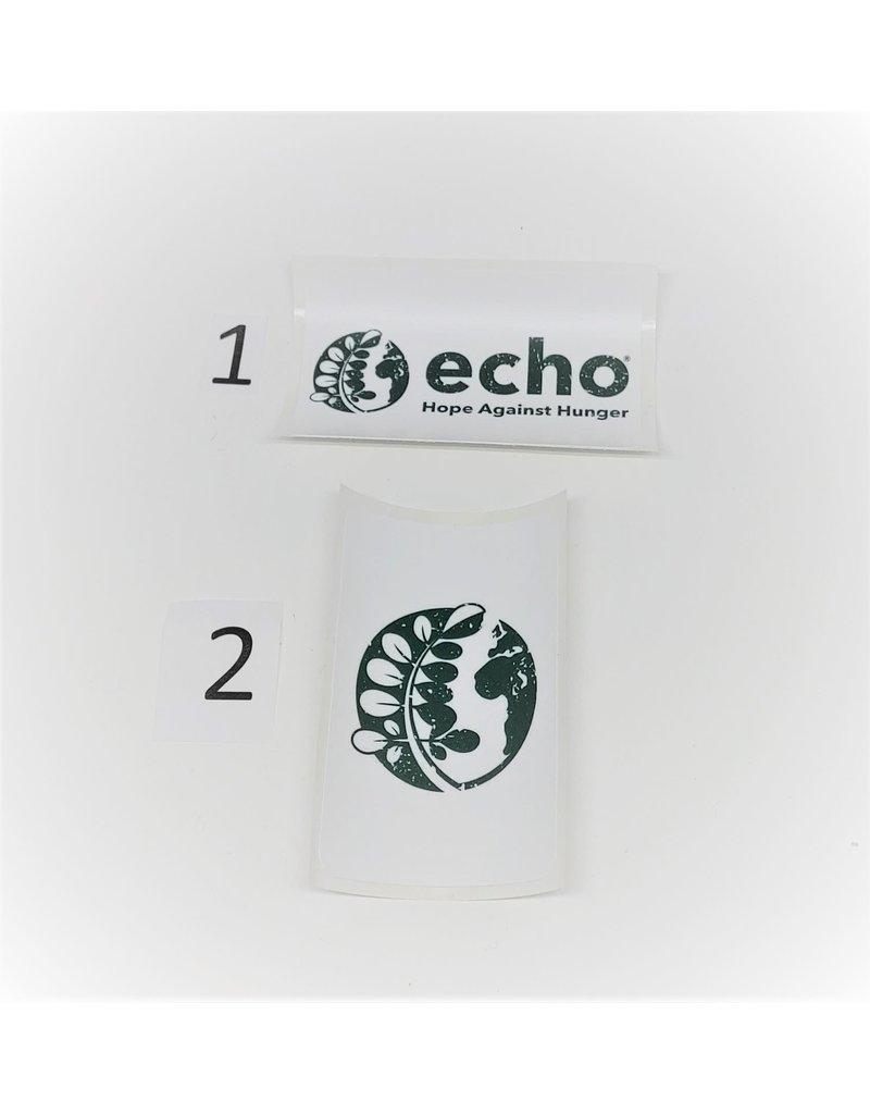 Echo Sticker