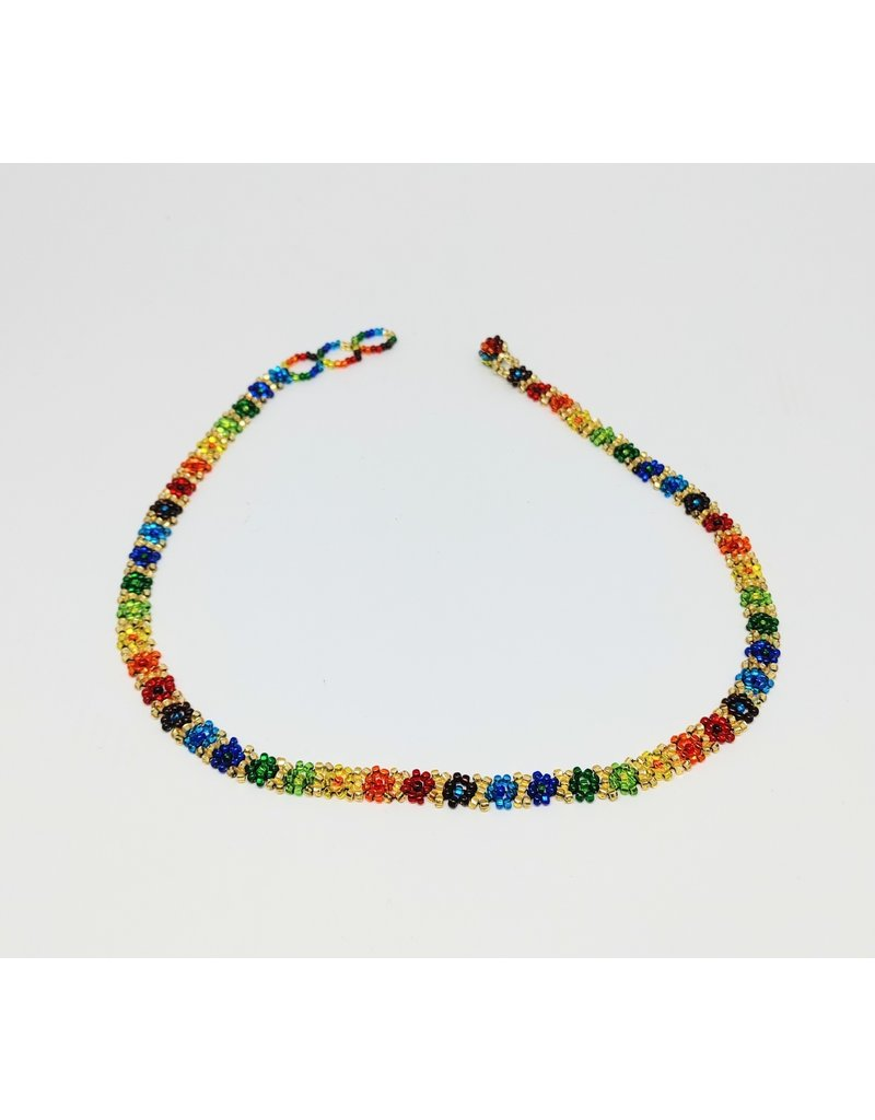 Necklace - Flower Chain