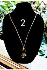 Necklace - Calliope Keyhole