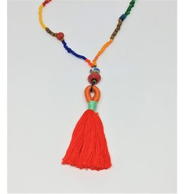 Necklace - Calliope Tassel