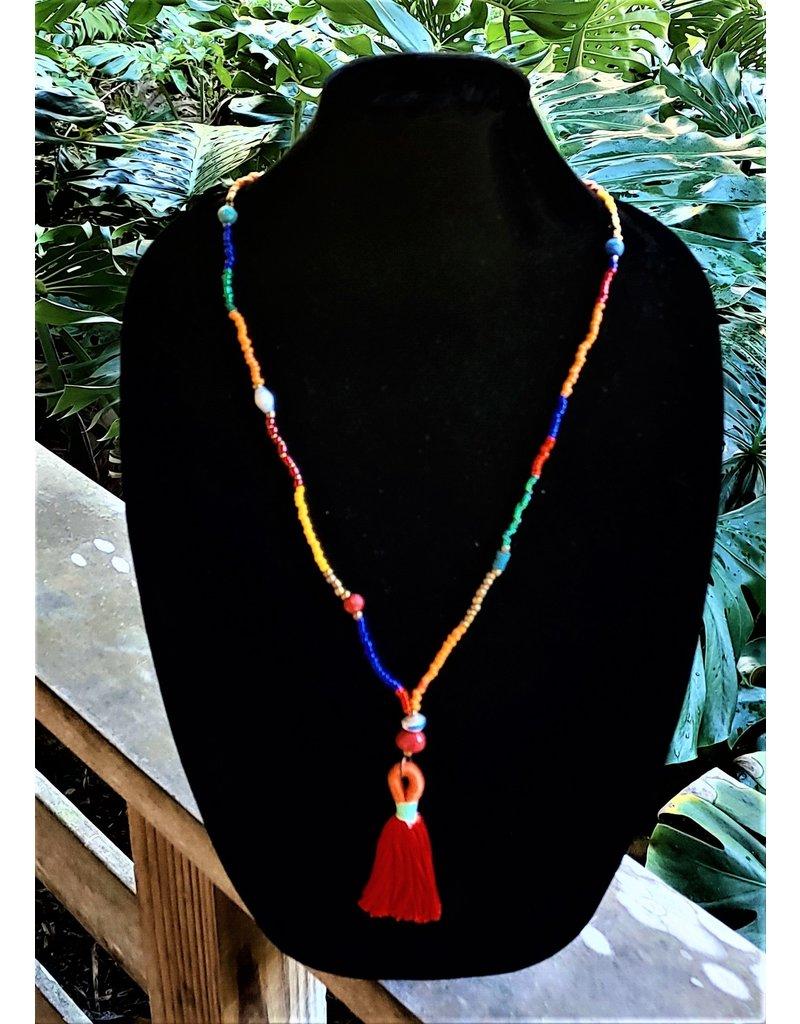 Necklace - Calliope Tassel