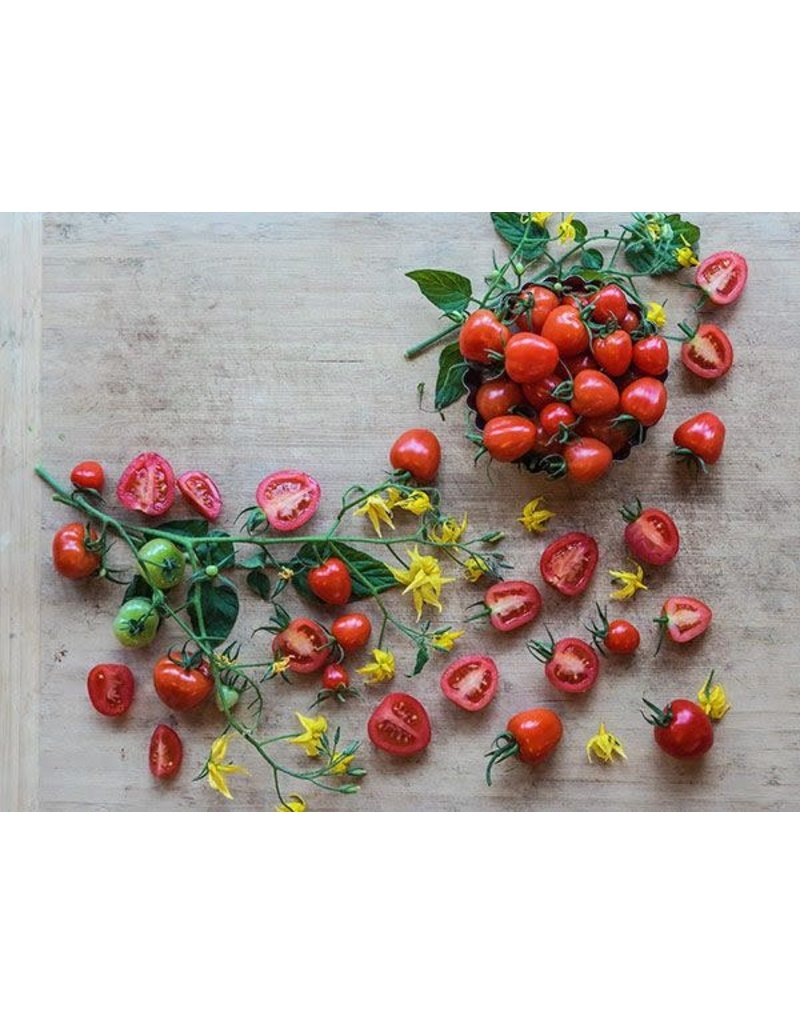 Baker Creek Seeds Tomato, Sweetheart Cherry