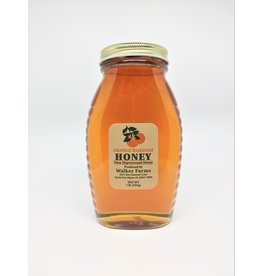 Honey - Orange Blossom, 1lb Glass