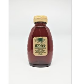 Honey - Saw Palmetto, 1lb Plastic
