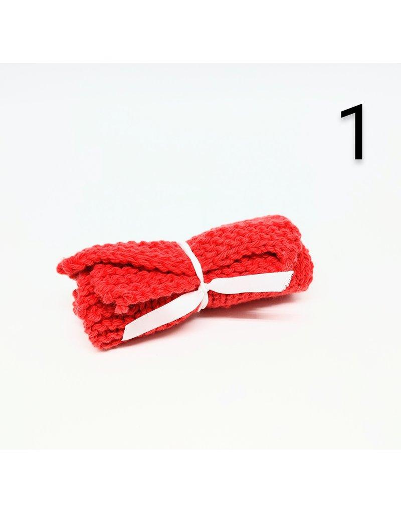 Crocheted Cotton Cloth - Haiti