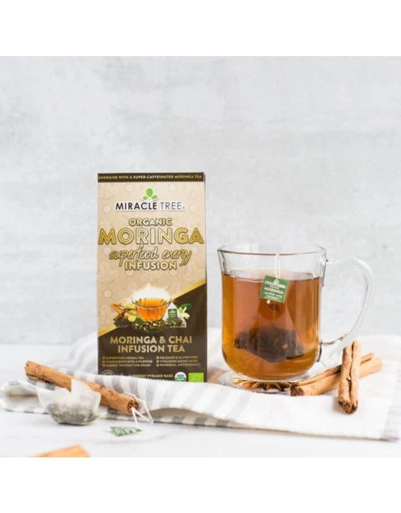 Moringa Energy Tea - Chai