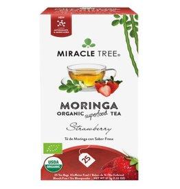 Moringa Tea - Organic Strawberry