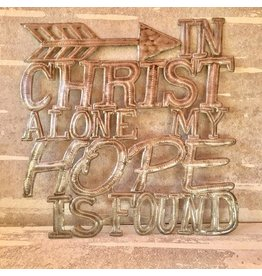 Wall Hanging - Christ Alone