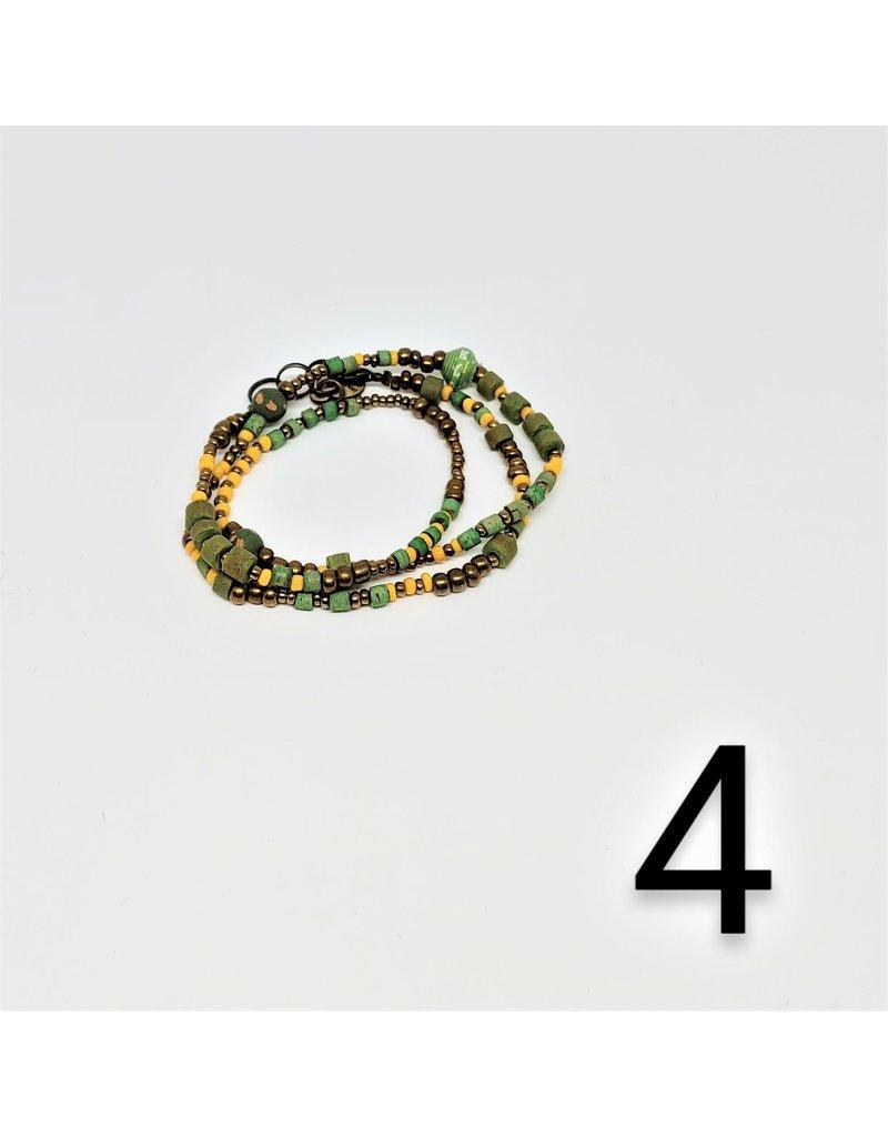 Bracelet - Calliope Wrap