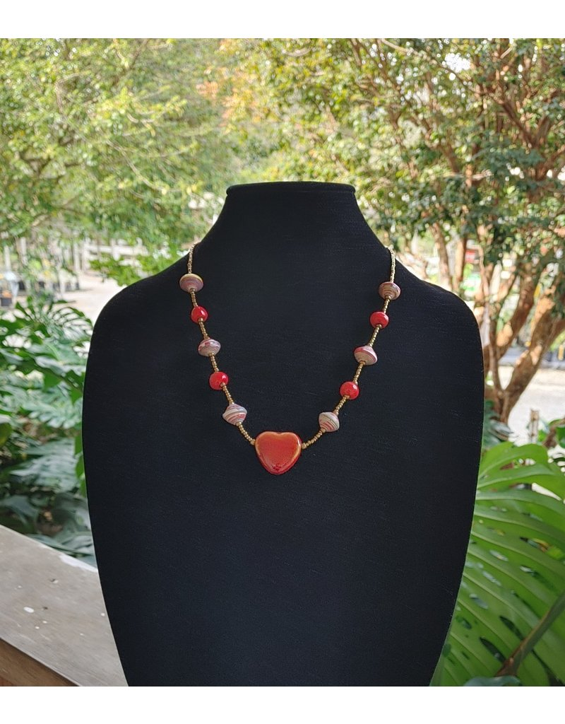 Necklace - Heart