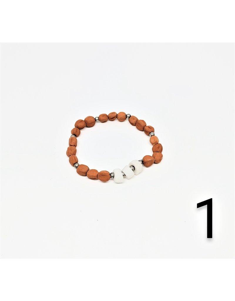 Bracelet - Haitian Raw Clay Aromatherapy