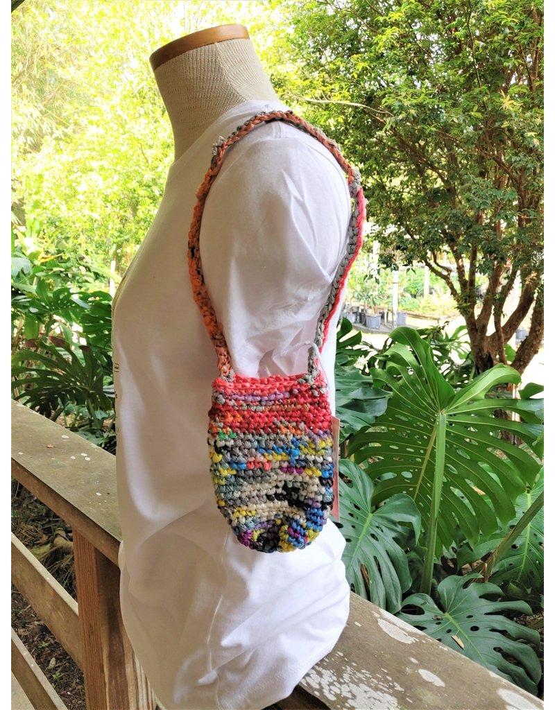 """Plarn"" Bag,  Extra Small - Haiti"
