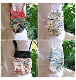 """Plarn"" Bag,  Extra Small - Haiti"
