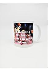 ECHO Mug, Spreading the Love Seeds