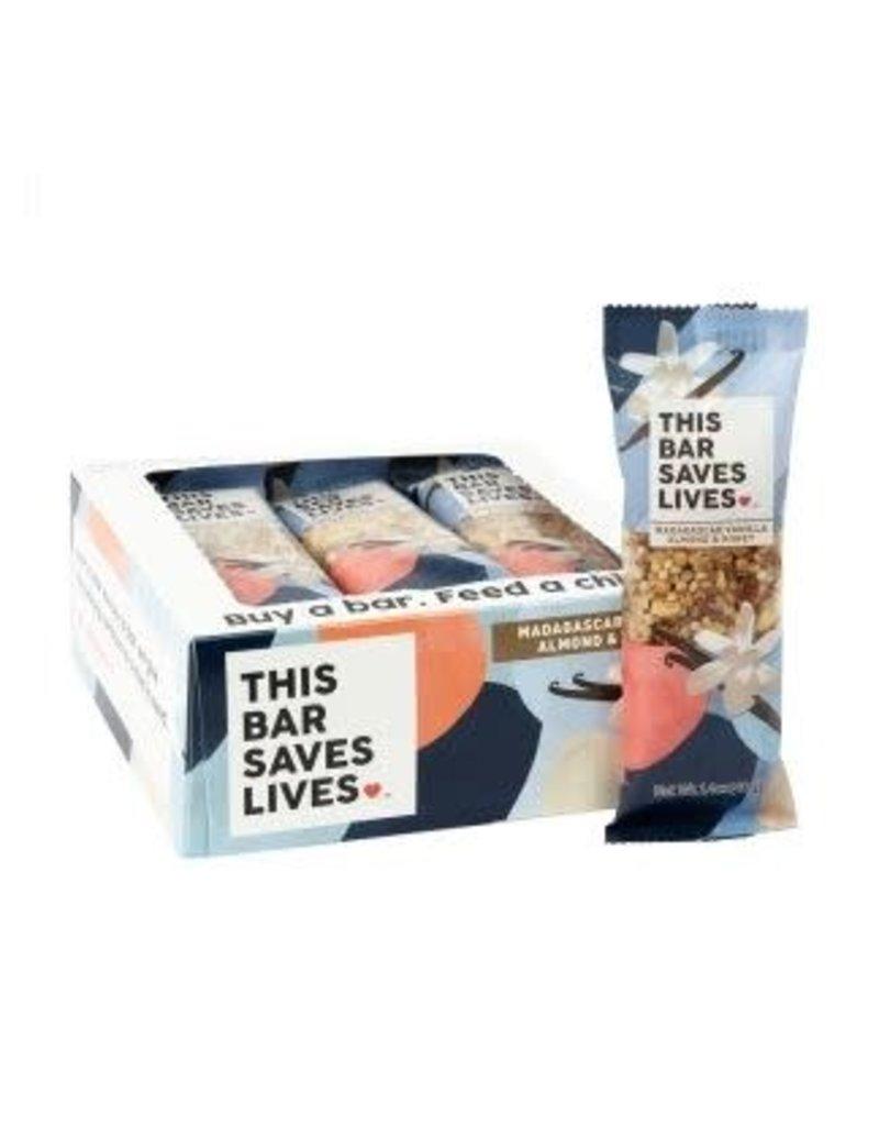 This Bar Saves Lives - Vanilla Almond