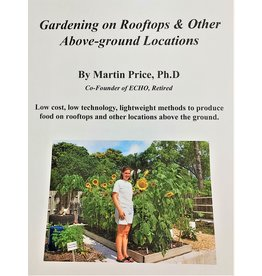 Gardening on Rooftops and Other Above Ground Locations